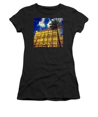 Florida Thunderbird Drive In Women's T-Shirt