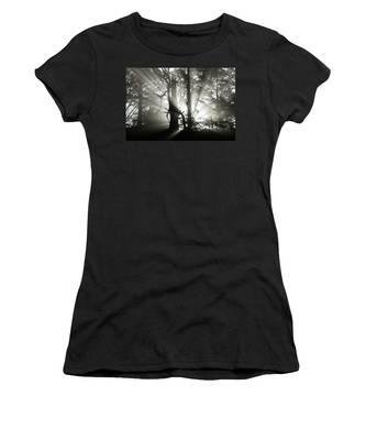 Foggy Flares Women's T-Shirt