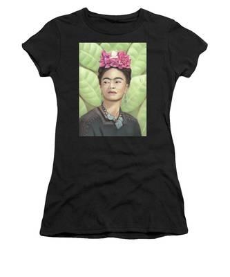 Frida Kahlo Women's T-Shirt