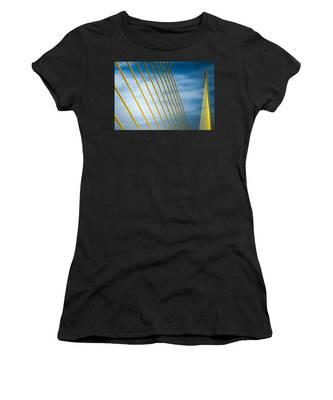 Golden Glow Of Tampa Women's T-Shirt