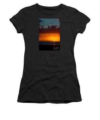 Gower Sundown Women's T-Shirt