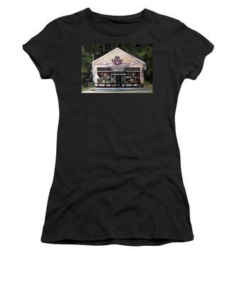 Granville Country Store Front View Women's T-Shirt