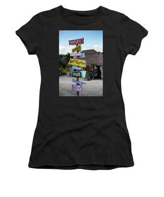 Here's What's Here 1 Women's T-Shirt