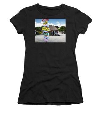 Here's What's Here 2 Women's T-Shirt