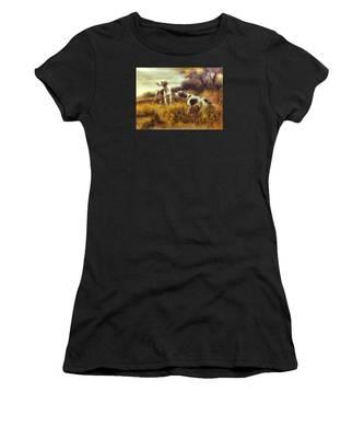 Hunting Dogs No1 Women's T-Shirt