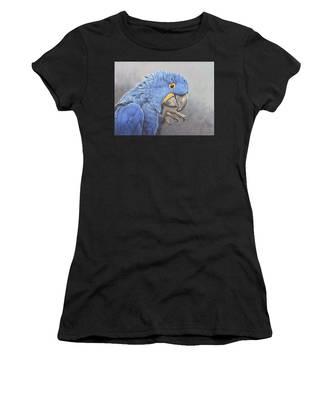 Hyacinth Macaw Women's T-Shirt