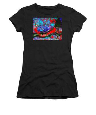Into The Forest Of Midnight Women's T-Shirt