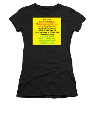 Kandaki Ma 3 Women's T-Shirt