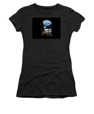 Lake Louise Inside View Women's T-Shirt