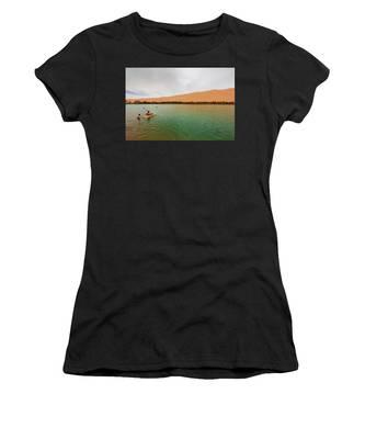 Libyan Oasis Women's T-Shirt