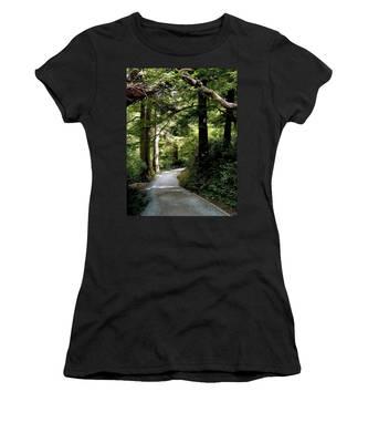 Life's Pathway Women's T-Shirt