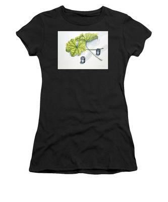 Little Black Candles Women's T-Shirt