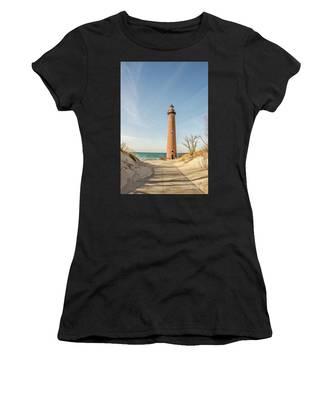 Little Sable Point Lighthouse Women's T-Shirt