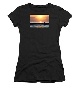Llangennith Last Wave Women's T-Shirt