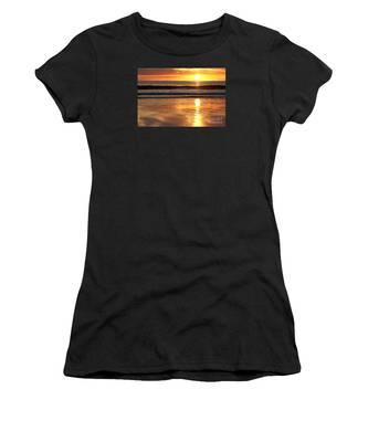 Llangennith Sundown Women's T-Shirt