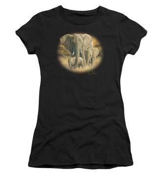 Loving Mother Women's T-Shirt