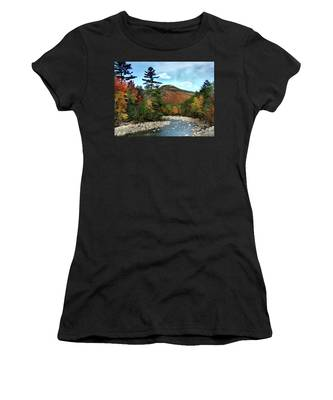 Mad River By Welch And Dickey  Women's T-Shirt