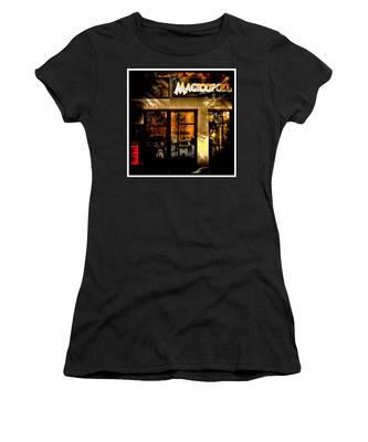 Magicopolis Window Women's T-Shirt