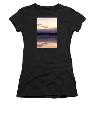 Misty Waters Women's T-Shirt