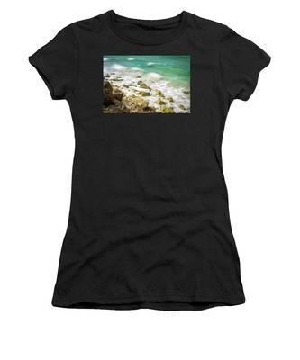 Oceanside In Trelawny, Jamaica Women's T-Shirt