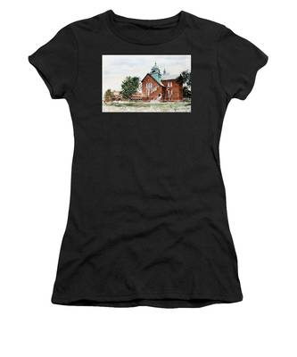 Oklahoma State University Old Central Women's T-Shirt