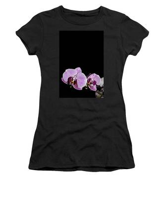 Orchid Blooms Women's T-Shirt