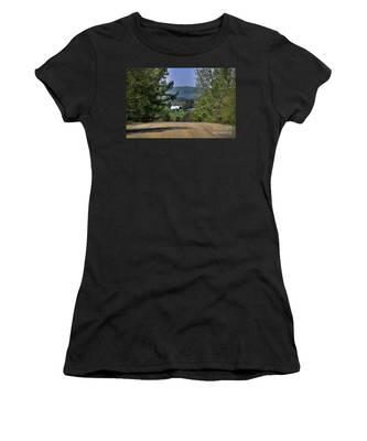 Over The Hill Women's T-Shirt