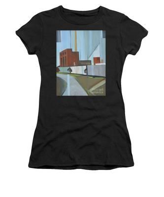 Paperboard Factory Bogota Nj Women's T-Shirt