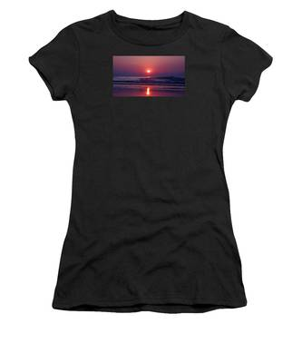 Pastel Sunrise  Women's T-Shirt