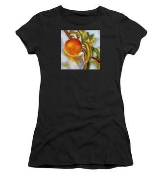 Peach Women's T-Shirt