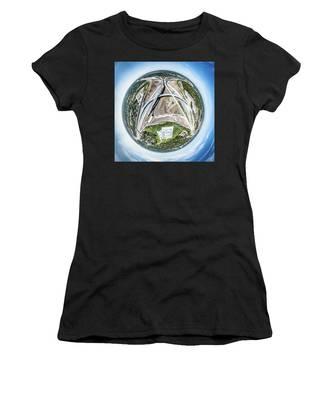Planet Under Construction Women's T-Shirt