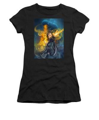 Portal Magician Women's T-Shirt