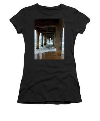 Pounded Pier Women's T-Shirt