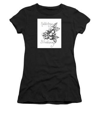 Rabbiteye Blueberry Women's T-Shirt