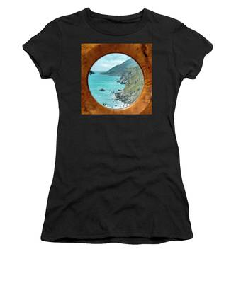 Ragged Point Women's T-Shirt