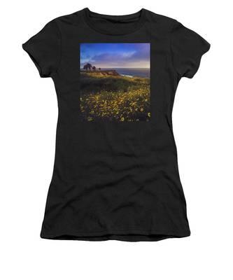 Rancho Palos Verdes Super Bloom Women's T-Shirt