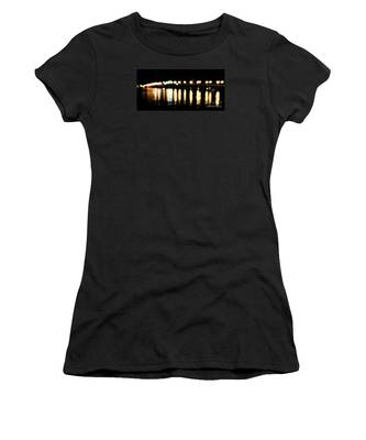 Bridge Of Lions -  Old City Lights Women's T-Shirt