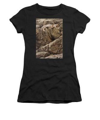 Resting In Comfort Women's T-Shirt