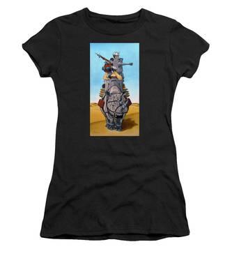 Rhinoceros Riders Women's T-Shirt