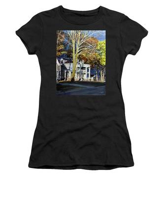 Rise Above The Storm Women's T-Shirt