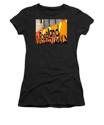 Roseland Ballroom In Nyc Women's T-Shirt