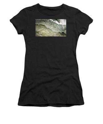 Rushing Water Women's T-Shirt