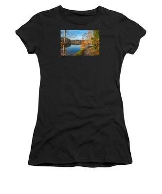 Saegemuellerteich, Harz Women's T-Shirt