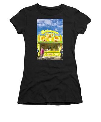 Hamburg, Germany, Schinkenkale Women's T-Shirt