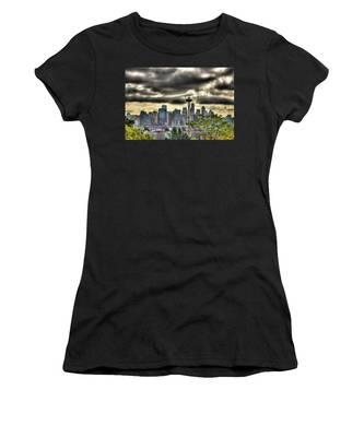 Seattle Washington Women's T-Shirt