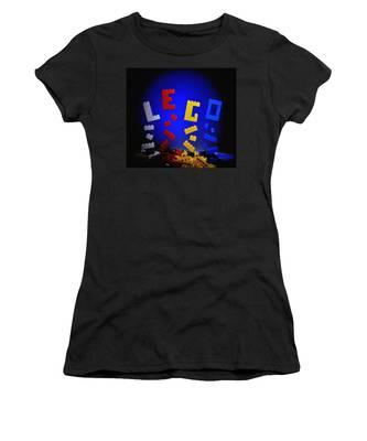 Self-assembly Women's T-Shirt