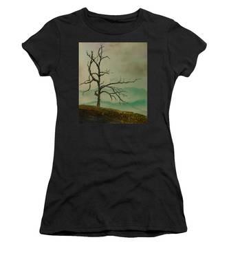 Sentinel Of The Shenandoah  Women's T-Shirt