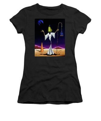 Shepherd Moon Women's T-Shirt