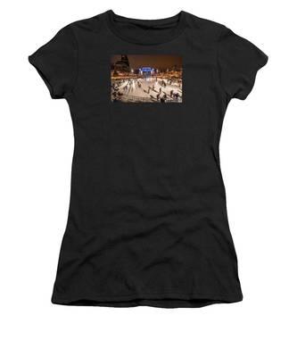 Slice Of Ice Women's T-Shirt