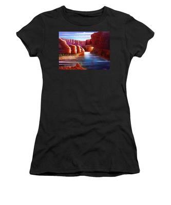 Spirits Of The River Women's T-Shirt